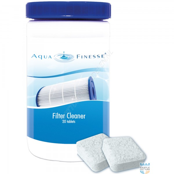 AquaFinesse Filter Cleaner