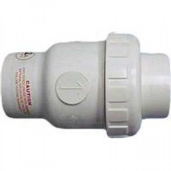 "Water Check Valve 1 1/2"" S x 1 1/2"" S (2 lb.)"