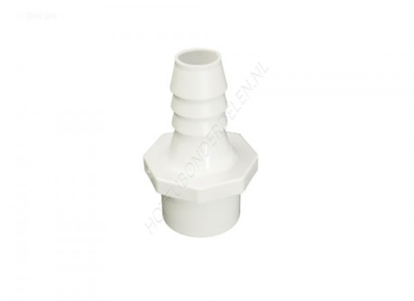 """Barb Adapter 3/4"""" S - 1"""" SP x 3/4"""" RB Waterway"""