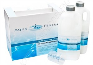 AquaFinesse Hot Tub Watercare Box