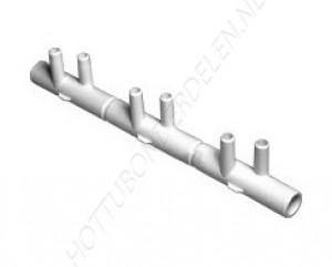 2-4-6 Cuttable Air Manifold