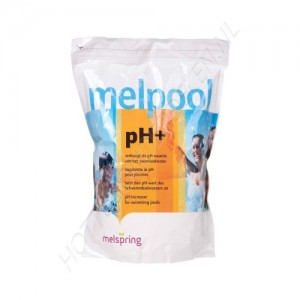 MELPOOL PH+ PLUS Poeder