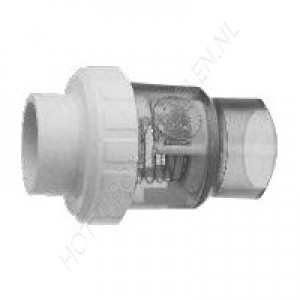 "Water Check Valve 1 1/2"" S x 1 1/2"" S (1/2 lb.)"